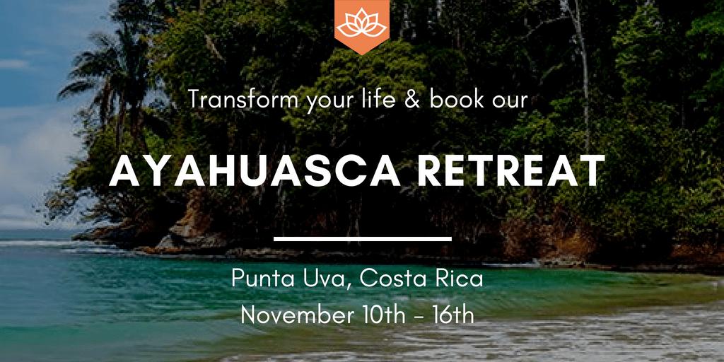 Sacred Medicinal Plant Retreat in Costa Rica