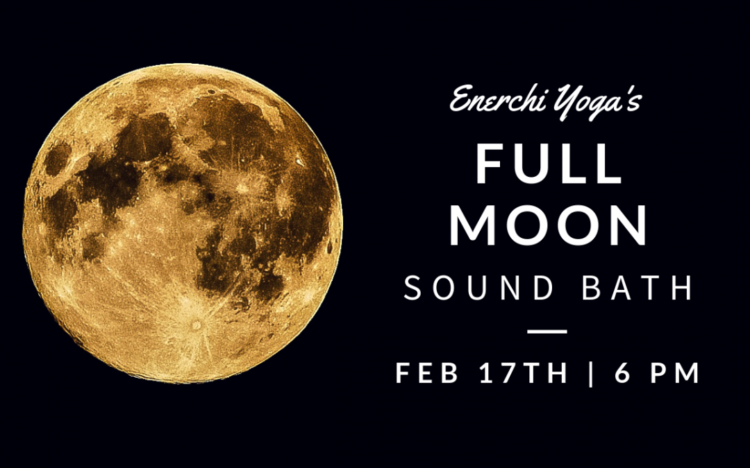 Full Moon Sound Bath: Snow Moon